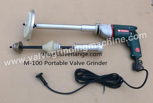 Dia 50mm-1250mm Gate Valve Grinder