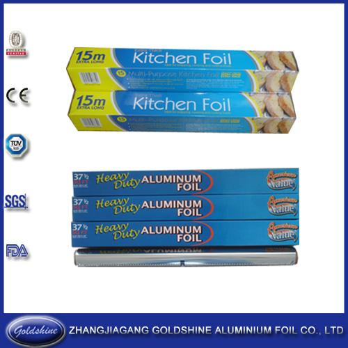 OEM Aluminium Foil Food Packaging Roll
