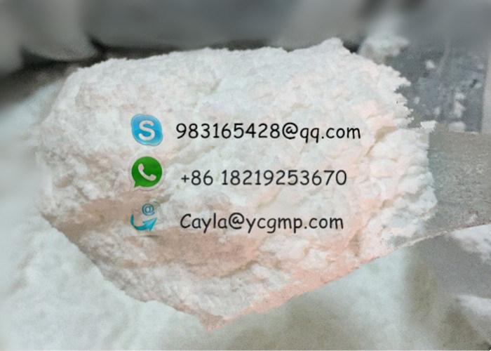 USP36 Trazodone Hydrochloride HCl Raw Powder Antidepressant Materials