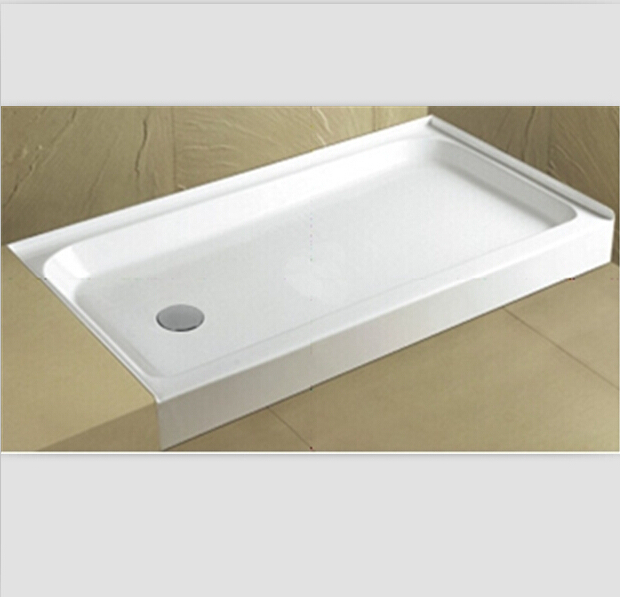 Cupc to Be Five Star Hotel Anti Slip Bottom Acrylic Shower Base