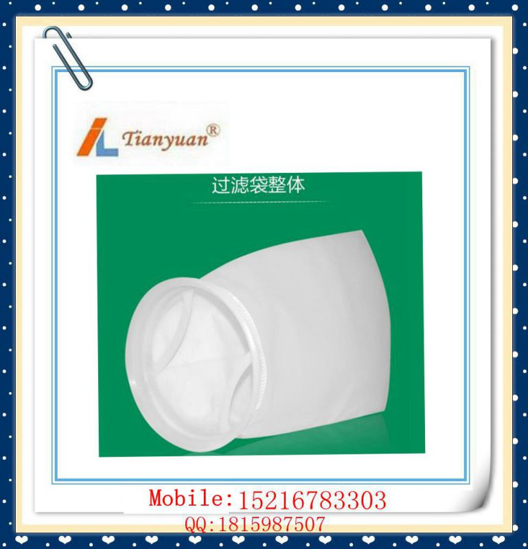 Polyester Liquid Filter Bag / Water Filter Bag