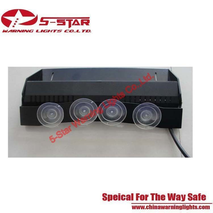 LED Dash/Deck Flashing Visor Emergency Warning Light