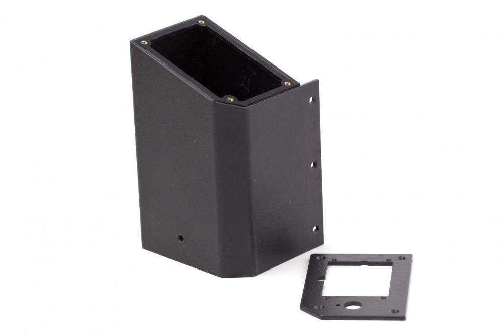plastic injection plastic shower door parts