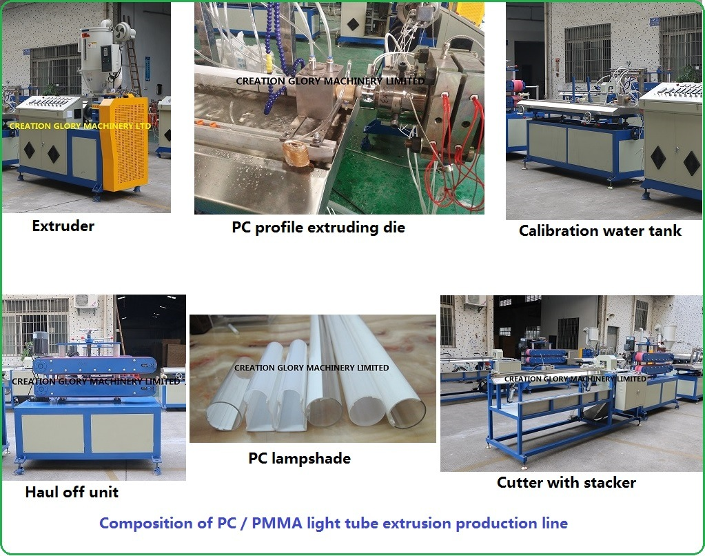 High Performance Price Ratio PMMA LED Lampshade Making Machine