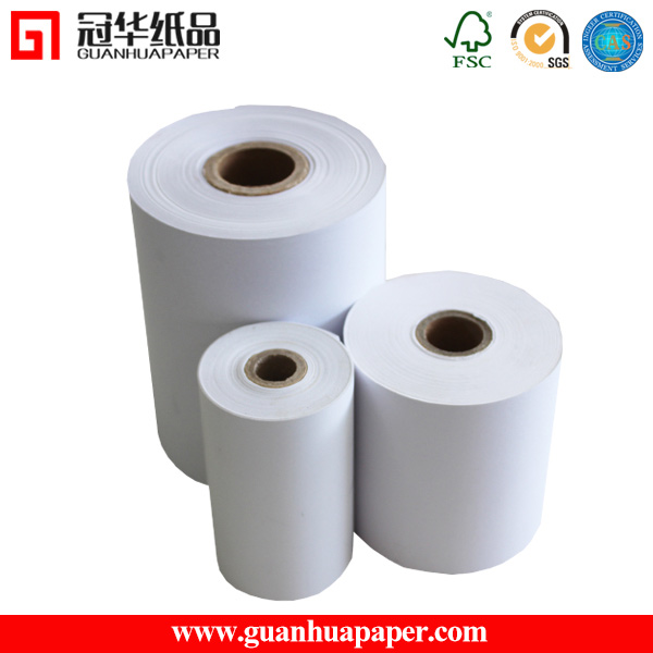 ISO 57mmx50mm Thermal POS Paper Rolls for Machine