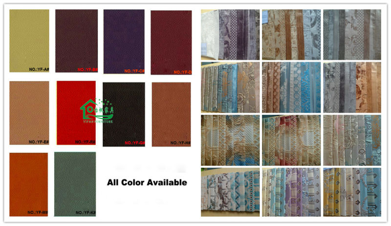 Wooden Fabric Sofa for Living Room Furniture (510A)