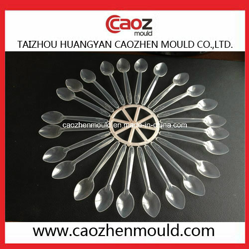 Plastic Injection Disposable cutlery /Spoon Mould