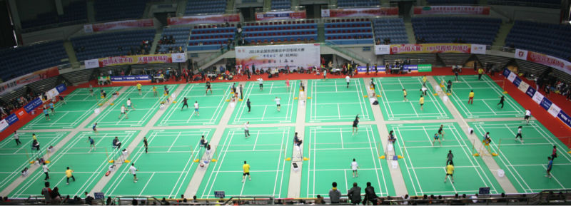 badmitnon Sports Floor