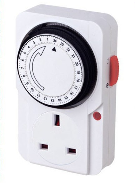 Digital Switch Timer Weekly Electric Outlet Timer