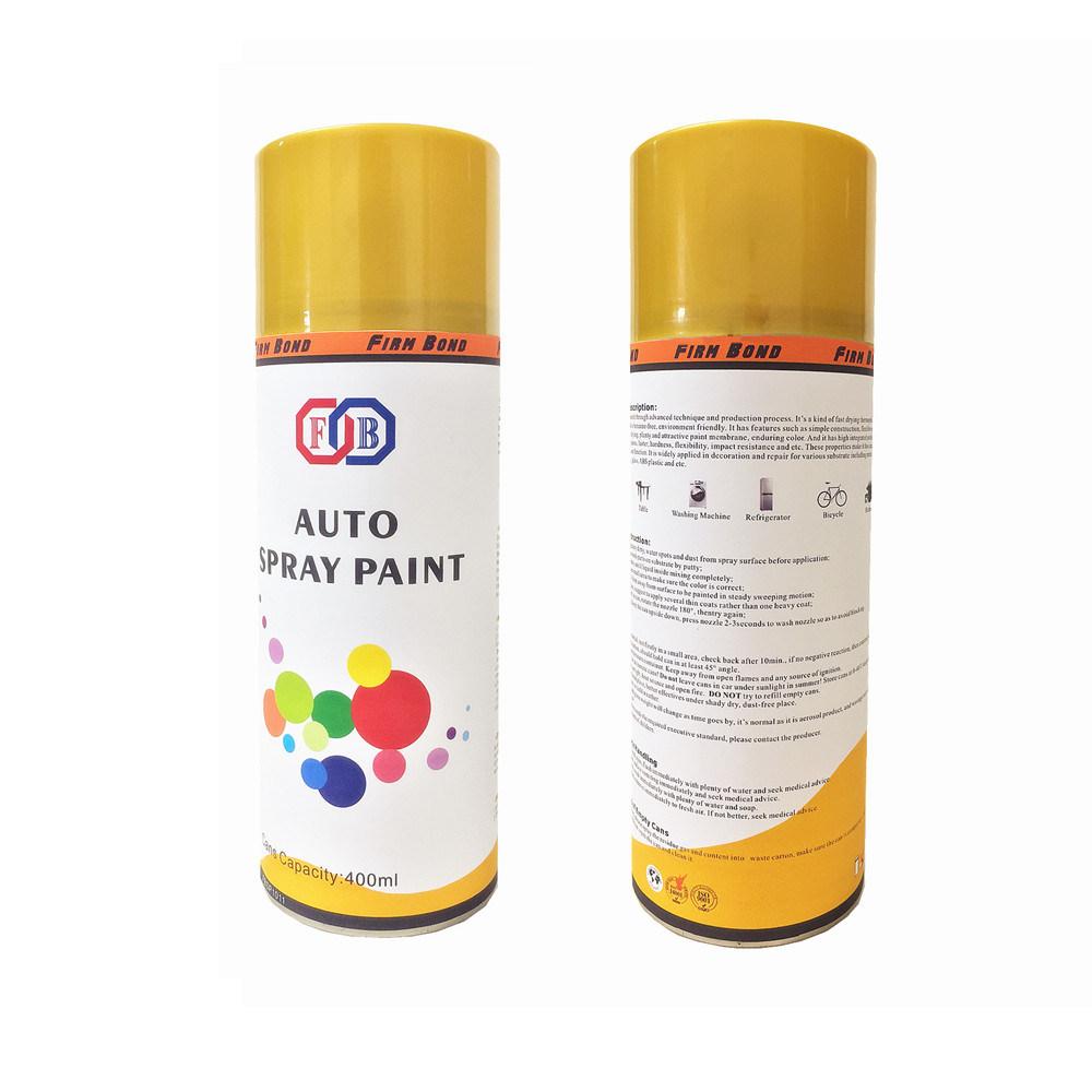 Multi-Use Flash Silver Spray Paint