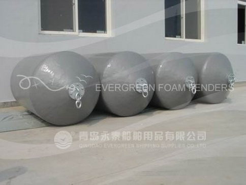 Solid EVA PE Foam Filled Marine Fenders