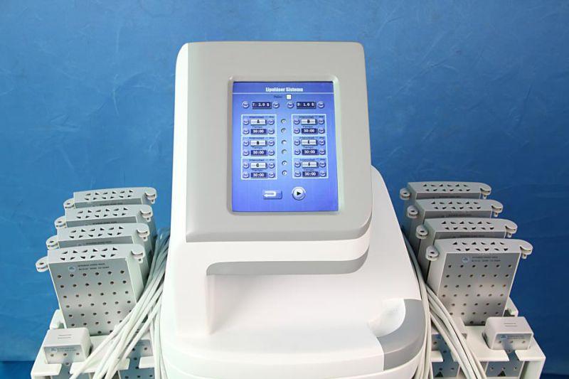 528 Diodes Laser Lipo Machine / 4D Lipo Laser Weight Loss Machines/ I Laser Liposuction Slimming/ Super Laser Diodes Lipolysis Slimming Machine