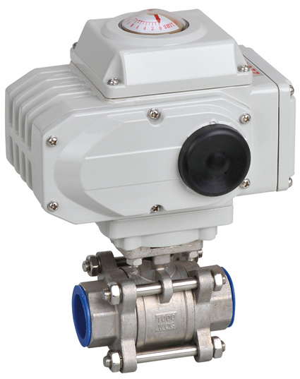 High Quality Cheap Electric 2PC Ball Valve