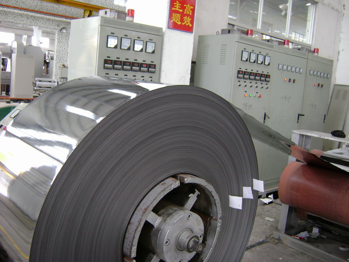 Cold Rolled 201 Stainless Steel Strip/Coil From Foshan