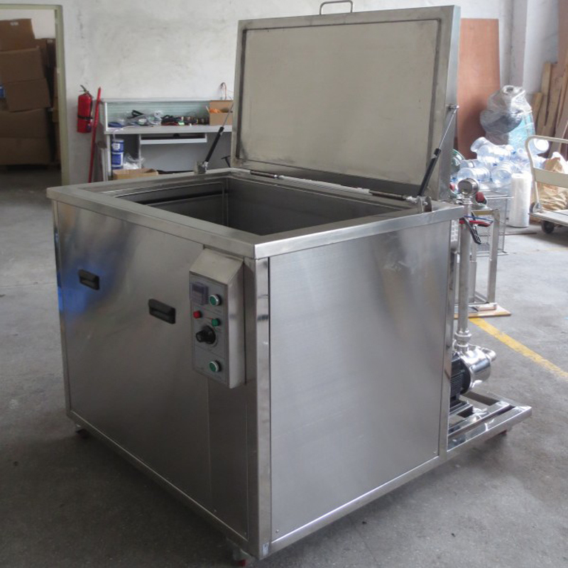 Industrial Ultrasonic Washing Cleaner for Marine Engine and Aircraft Parts