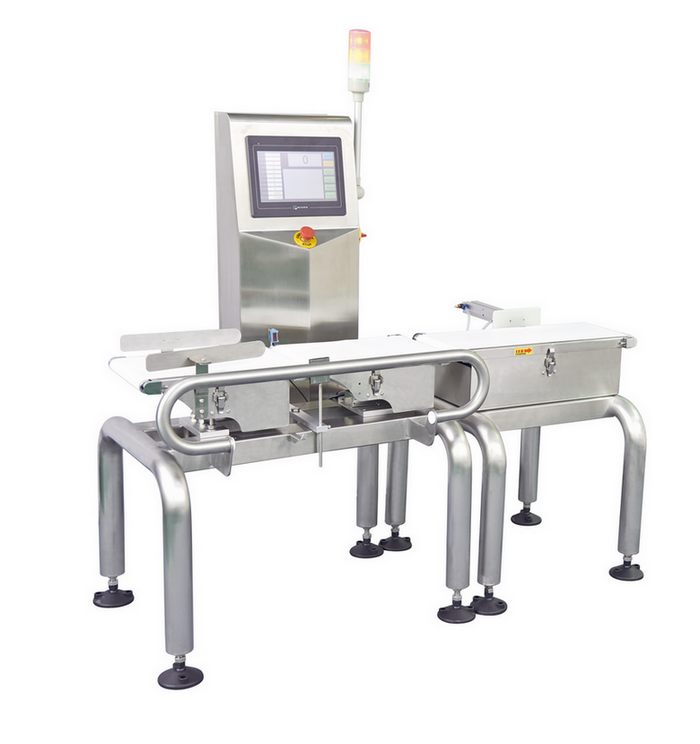 Stainless Steel High Precision Check Weigher