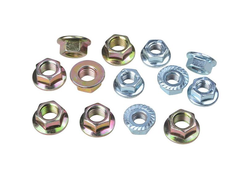 DIN6923 Jisb1190 Hexagon Flange Nut (CZ006)