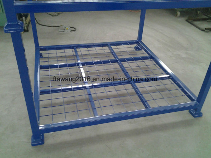 Foldable Storage Wire Containers /Platform Container Roll Cage