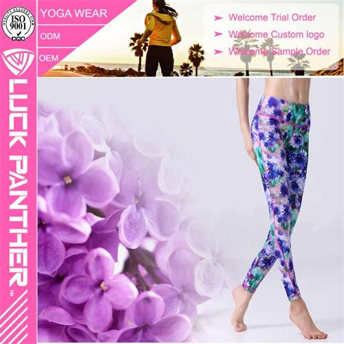 Wholesale Yoga Fitness Leggings Custom Sexy Leggings