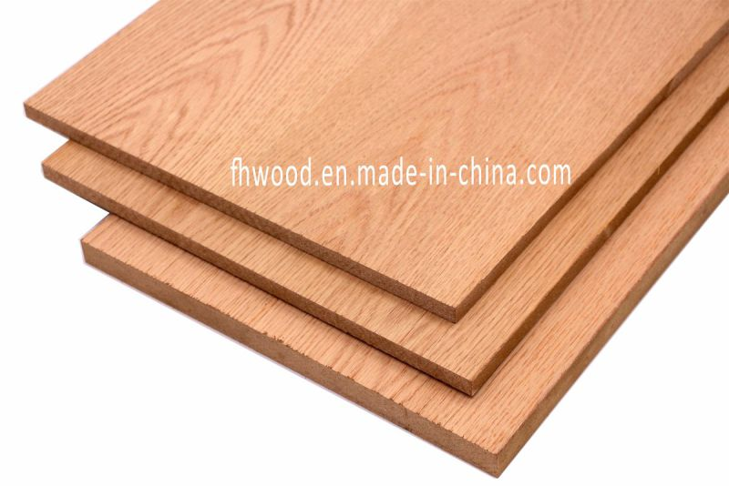 Plain MDF/Melamine MDF/Fancy MDF/ Decorative MDF with Grooves