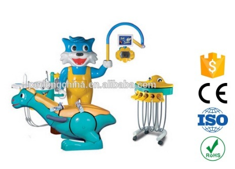 Kids Lovely Animal Dental Chair Design for Children Pediactric; DC8000-Ib