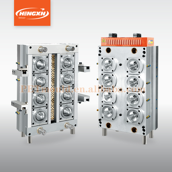 Plastic (wide mouth) Container Preform Mould