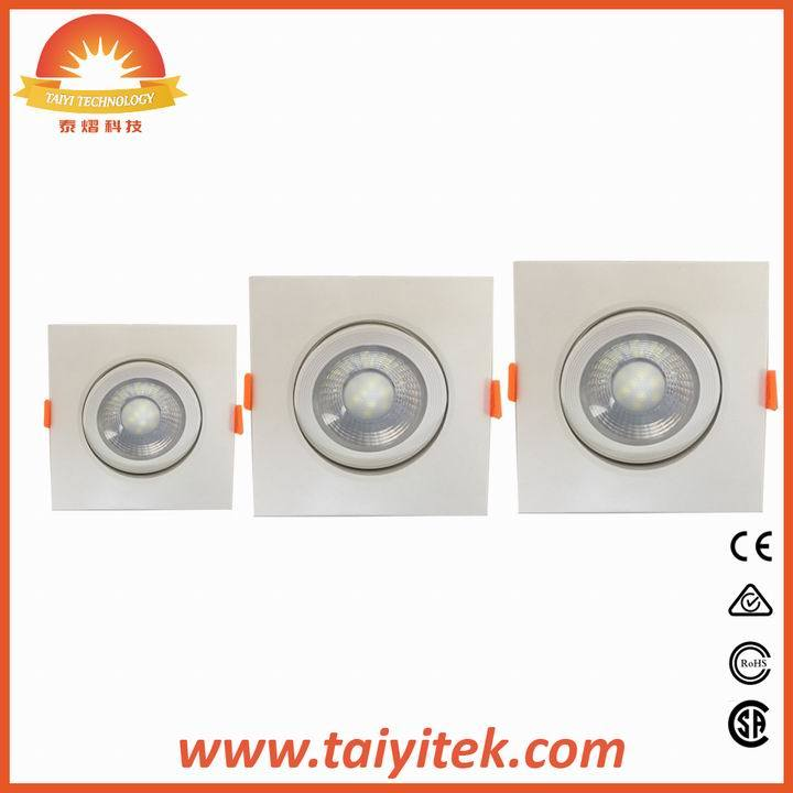 5W-15W LED Down Light CREE Chips LED Ceiling Light