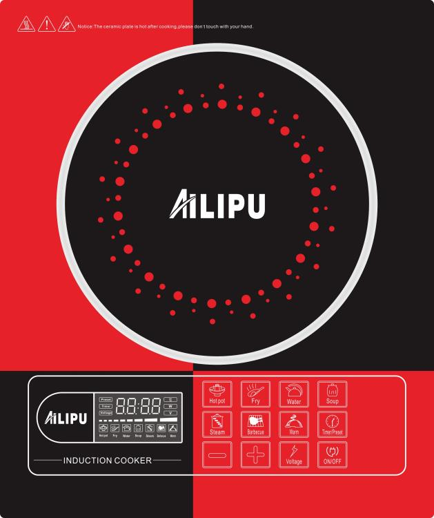 Kitchen Appliance Ailipu Brand Induction Cooker