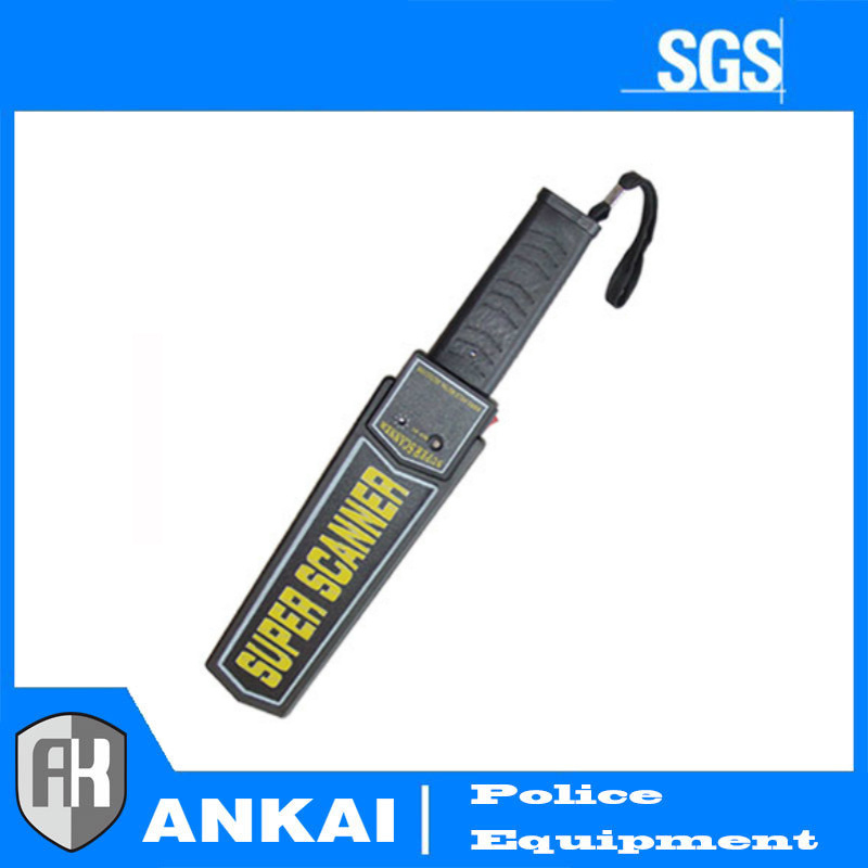 2016 Best Quality Super Scanner Hand Held Metal Detector for Hotel, Police Qovenment