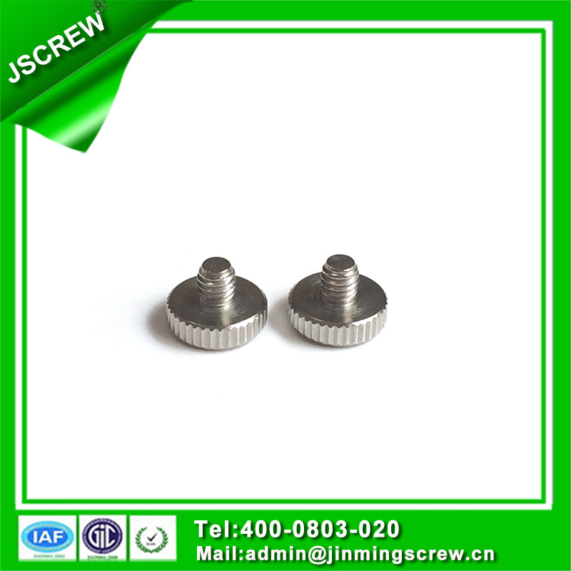 Customized Special Passivation Stainless Steel Screw with Hold Center