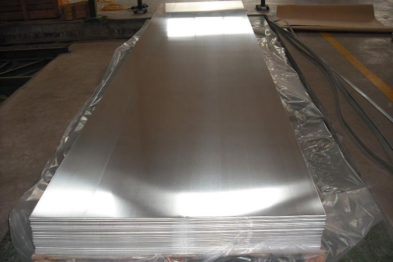 1050 H24 Aluminum Sheet Used for Traffic Signs