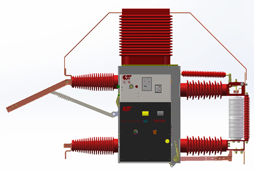 The Best Choice-Yfgzn35vd-40.5D Vacuum Circuit Breaker