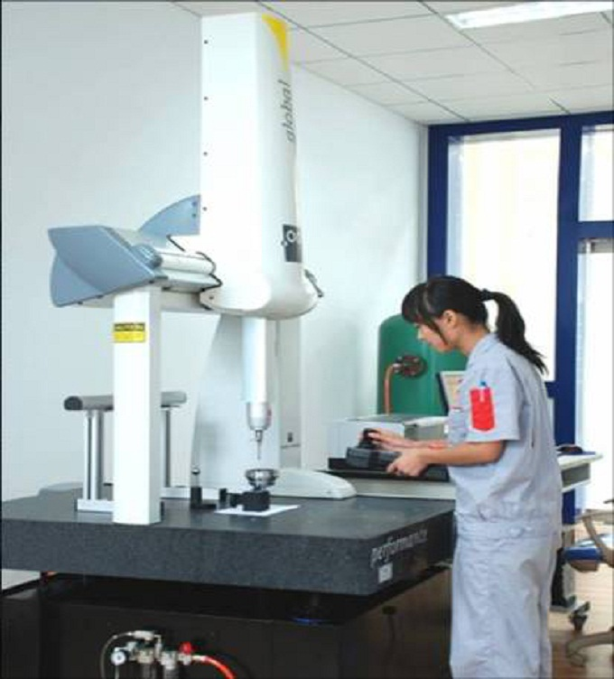 Welding Part with ISO9001 by Drawing