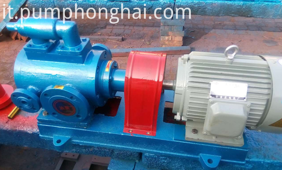 Industry Three Screw Pump