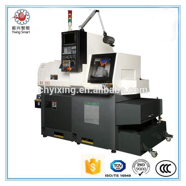 CNC Lock Cylinder Making Machine CNC Lathe