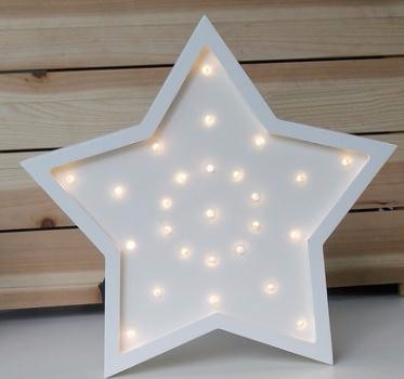 Star Energy Saving Lamp