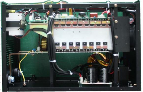 DIY Inverter Arc250 Welding Machine/Welder with Plastic Case