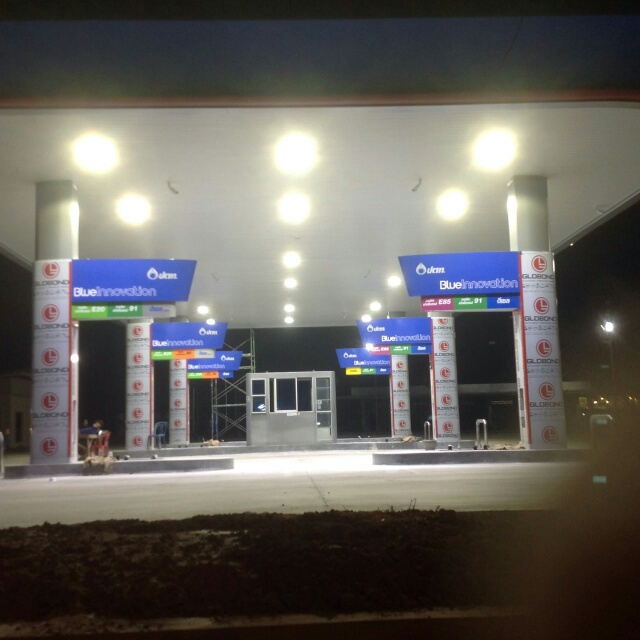 New LED Canopy Light for Gas Station 75W 110W 150W