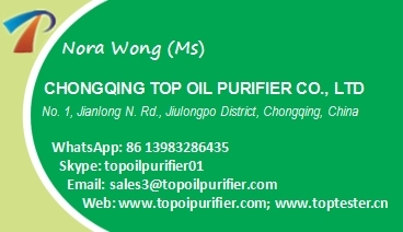 10 Tpd Physical Treatment Diesel Oil Discoloration System