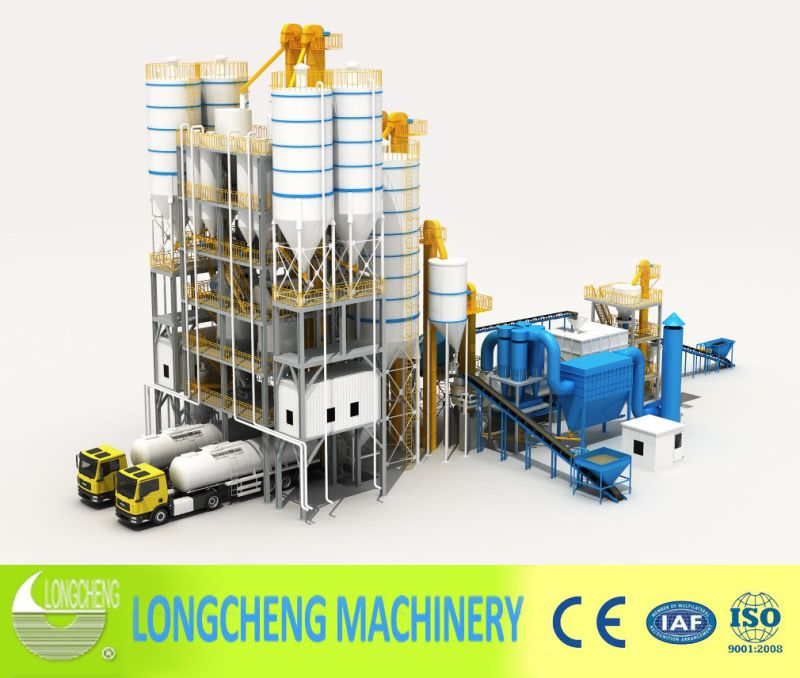 Tower Type Premix Dry Mortar Production Line