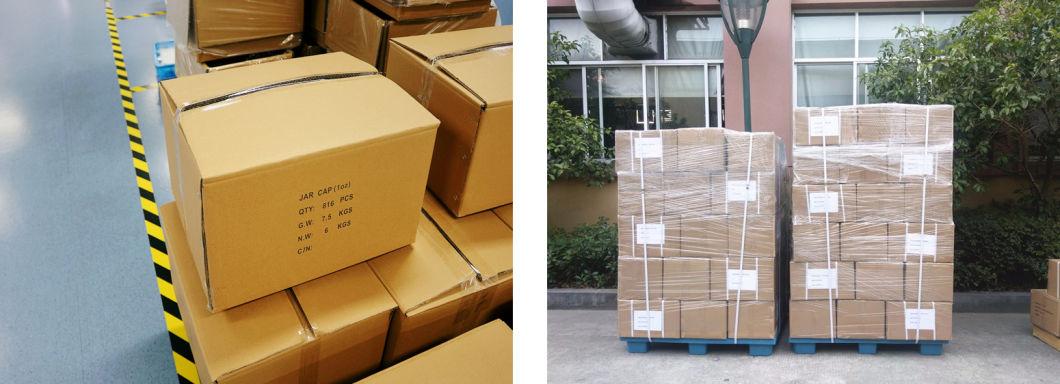 Nouvelle arrivée de produits en plastique de 35 ml cylindriques en tant que bouteille sans air cosmétique