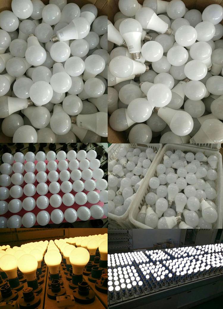 G45 Aluminum LED Factory Daylight Bulbs E14 Housing