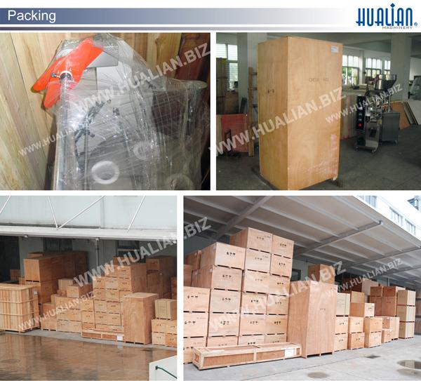 Hualian 2016 Packing Machine (DXDK-40II)