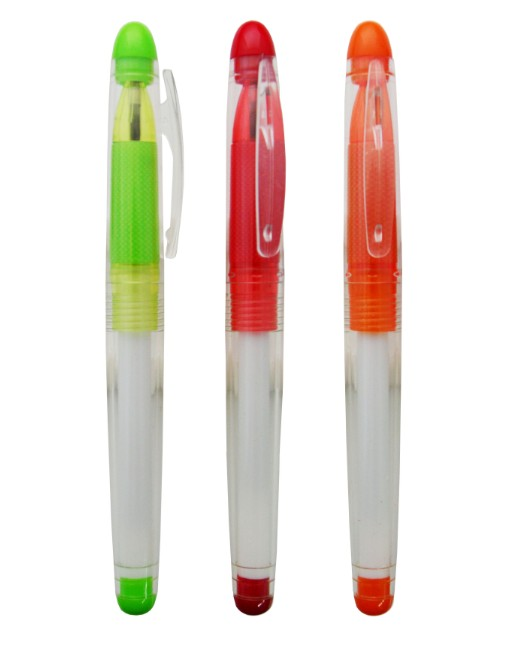 Promotion Plastic Ball Pen Free Samples (LT-D005)
