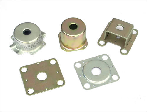 Stamping Metal Parts for Printing Machine