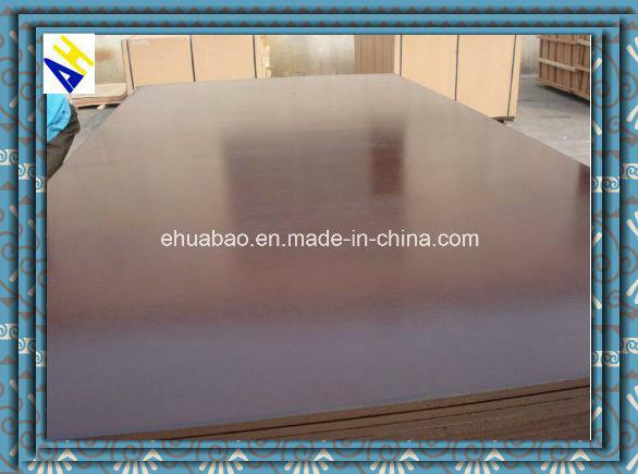 Concrete Flooring Formwork Plywood Poplar Core Phenolic Glue