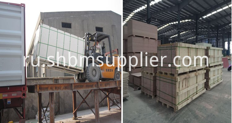 Magnesium Oxide Wall Board