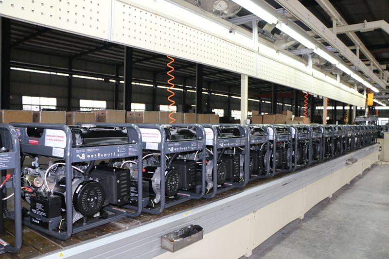 3kw Generator Set Fusinda Bensin Generator Fd3600e