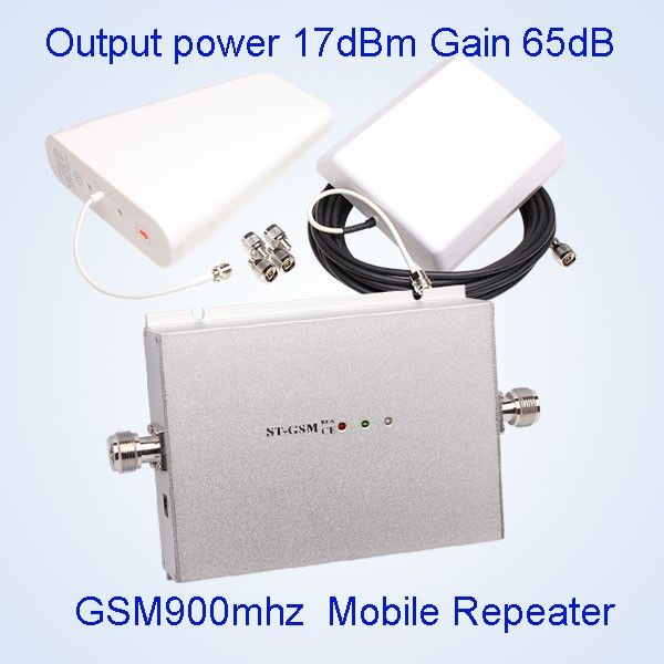 900MHz Cellphone Signal Extender GSM900MHz Network Signal Booster, GSM Signal Repeater