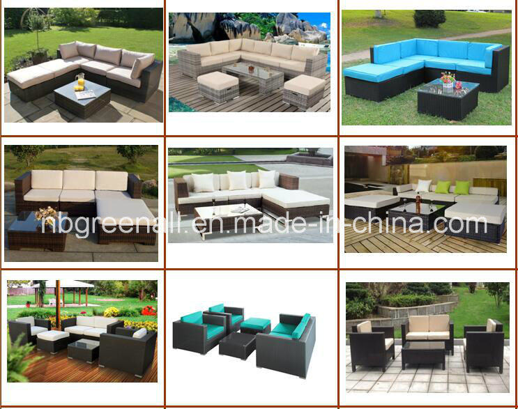 New Style Rattan Leisure Garden Outdoor Patio Furniture